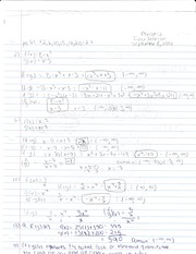 Pre Calculus Homework Page 61