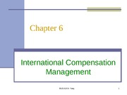 6.Int Compensation Mgt