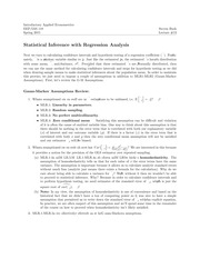 Lecture 14: Statistical Inference