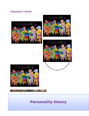 PERSONALITY THEORY.docx