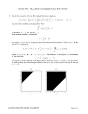 practice exam questions solutions