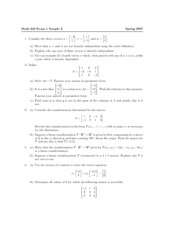 Sample Exam 1-2