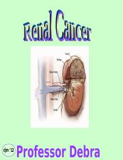 Renal III - Cancer - prof m.ppt
