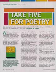 Take 5 for Poetry.pdf