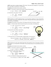 Thermodynamics HW Solutions 3