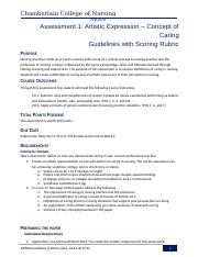 NR500_Assessment 1_Artistic_Expression_of_Caring Concept_Guidelines and Rubric.docx