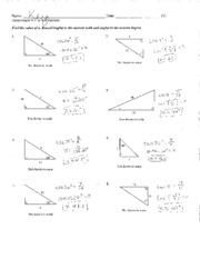 angle measure notes