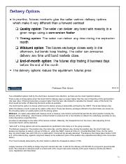 Class Lecture 7 - Treasury Bond Futures - Slide 14 Professor notes