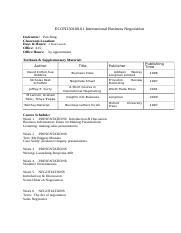 ECON130168.01International Business Negotiation.doc
