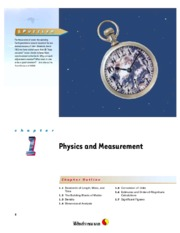 01 - Physics and Measurement