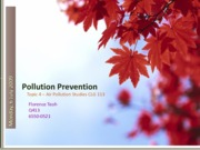 _Air Pollution Studies Topic 4