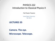 Lecture 35 - PHYS222_Prozorov