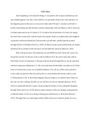 God's Story Paper (Example)Evan 101.docx