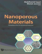 Nanoporous Materials. Proceedings of the 5th International Symposium, 2008, p.757.pdf
