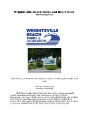 Wrightsville Beach Parks and Recreation