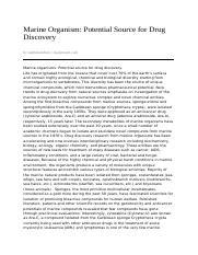 Marine_Organism%3A_Potential_Source_for_Drug_Discovery-08_31_2012.doc