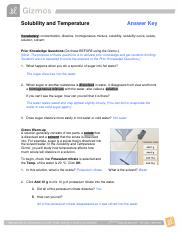Solubility and Temperature.pdf - Solubility and ...