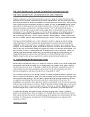 Text-Based Essay-Literary Analysis.doc
