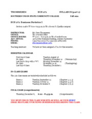 BUS271-Syllabus-Part-1-2011-Fall