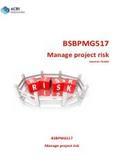 BSBPMG517%20Manage%20Project%20Risk%20-%20Learner%20Guide.pdf
