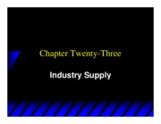 Varian_Chapter23_Industry_Supply