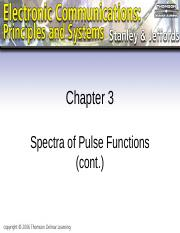 L03-2-Spectra of Pulse Functions