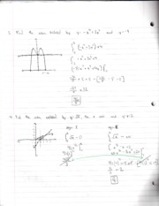 Application of Definite Integrals