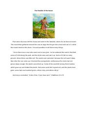 The Parable of the Sower-Parable 5.docx