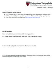 ENG-SCI 6 Spring 2015 Lab 2 Instructions