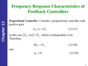 KING FAHD UNIVERSITY CHEMICAL ENGINEERING COURSE NOTES (Process Control)-Lec36