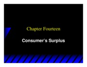 Varian_Chapter14_Consumer's_Surplus