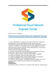 Valid Professional Cloud Network Engineer Dumps.pdf