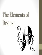 Elements of Drama.ppt