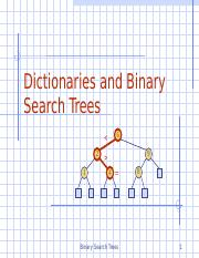 BinarySearchTrees.ppt