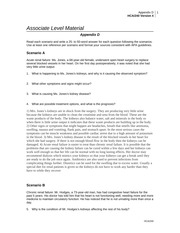 appendix d hca 240 week 6 kidney failure worksheet Hca 240 appendix d - free download treatment for acute kidney failure typically requires a hospital stay and includes restoring the blood week 6 ppt hca 240.