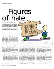 4-Budgeting - Figures of Hate