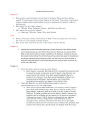 Old testaments homework chapter 12-14.docx