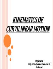 Lecture_Kinematics of Curvilinear Motion.pdf