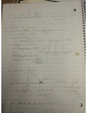 Stats notes 8
