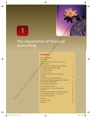 Importance of finance Notes