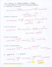 45 Exercise on Organic Synthesie_Summary_Ans.PDF
