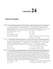 Electric potential 24