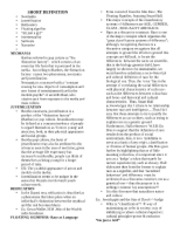 Mid-Term Study Guide 210