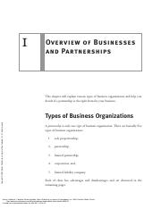 Fjhmbvv2 financial management by cabrera solution manual solutions 6 pages completepartnershipbook chapter1overviewofbusinessesandpartnerships pdf fandeluxe Choice Image