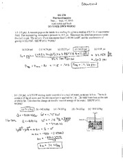 Thermodynamics test1soln Eddy