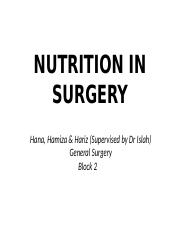8. Nutrition In Surgery.ppt