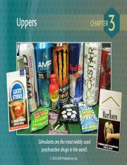 Uppers, Downers, All Arounders - 8th Edition - CH3-1