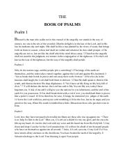 TH E BOOK OF PSALMS.docx