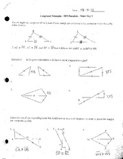 SSS Postulate of Congruent Triangles