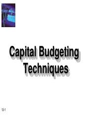 Capital Budgeting Technique.pdf